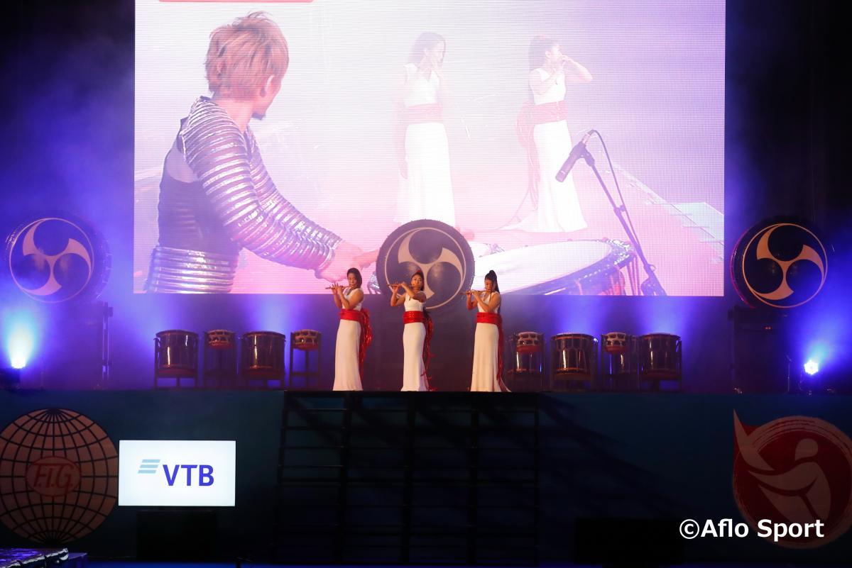 2019 トランポリン 世界選手権 開会式