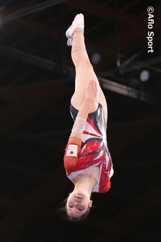 2019 トランポリン 世界選手権 女子 個人 予選