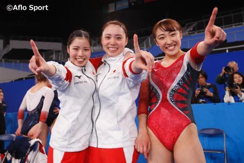 2019 トランポリン 世界選手権 女子 団体 決勝 日本が優勝