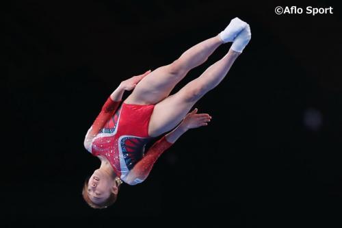 2019 トランポリン 世界選手権 女子 団体 決勝