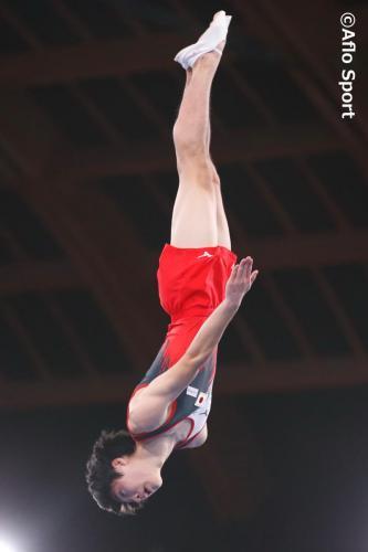 2019 トランポリン 世界選手権 男子 個人 準決勝