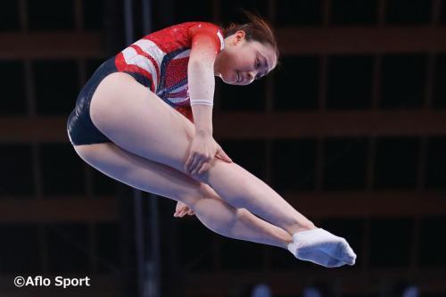 2019 トランポリン 世界選手権 女子 個人 準決勝