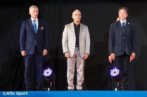2019 トランポリン 世界選手権 男子 シンクロ 決勝