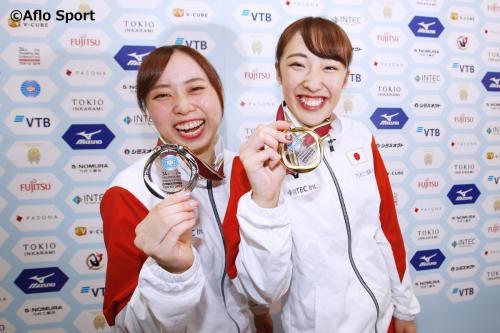 2019 トランポリン 世界選手権 女子 個人 決勝