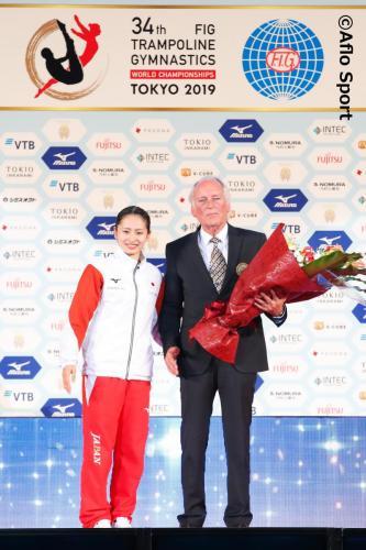 2019 トランポリン 世界選手権 閉会式