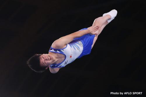 2019 トランポリン 世界年齢別競技大会 男子 個人 15-16歳 決勝